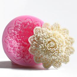 Gros- Nouvelle Arrivée Pinkie 3D rose savon à la main moule en silicone fondant gâteau chocolat bougie moules décoration de gâteau moule 2016 ? partir de fabricateur