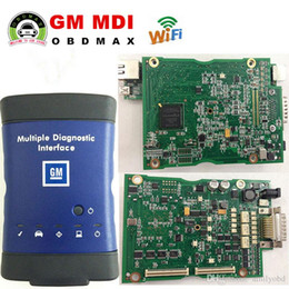 Wholesale Auto Mdi - GM MDI With Wifi Multiple Diagnostic Interface mdi Diagnostic Tool With Multi-Language Without Software auto Scanner