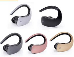 Wholesale Voyager Wireless - 2017 New Q2 voyager Touch Auriculares Wireless Headphones Bluetooth Headset Stereo BT V4.1 Earphones Fone De Ouvido For Samsung Iphone