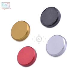 Wholesale X E1 - Wholesale- 4x 10mm Flat Metal Shutter Release Button For X100 X10 X-Pro1 M8 M9 X-E1 X-E2 Fujifilm Fuji X70 X100s X20 X30 Camera