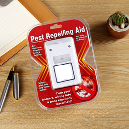 Wholesale Cockroach Traps - Practical Ultrasonic Pests Repeller Electromagnetic Pest Repelling Aid Repellent Device Anti Mosquito Mouse Insect Cockroach Control 4 5rs R