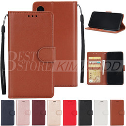 Wholesale X Photos - Napa PU Leather Cases High-Quality Wallet Case Cover Pouch With Card Slot Photo Frame For Iphone X 8 7 Plus Samsung Note8 S8