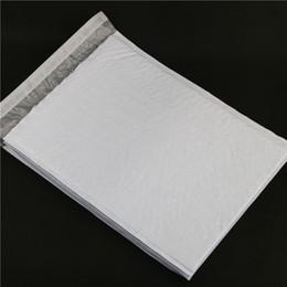 Wholesale White Paper Envelopes - 10 Pcs   Lot 290*380mm White Bubble Envelope Mailer Express Pedded Gift Mailing Paper Bag Envelope
