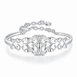 Wholesale Silver Turquoise Jewelry Box - 2017 Silver Color Bracelet Owl Elephant Women Bohemian Turquoise Charm Bracelets Bangles Boho Jewelry Crystal Pulseras