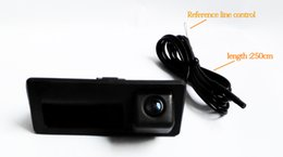 Wholesale Car Skoda Octavia - Trunk handle camera for Skoda Fabia Octavia Superb Spaceback  AUDI A4L S5 Q3 Q5 A6L VW PASSAT Tiguan Sagitar  LAVIDA Gran Lavida car camera