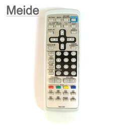 Wholesale Rm Video Player - Wholesale- Hot! Replacement Remote Control FOR JVC RM-530F TV Controle Remoto Controller With Free Shipping