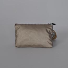Wholesale Coin Change - Free ShippingFashion Nylon Women Big Wallet Handbag Coin Purses Pouch Organizer Changing Purse kiple style carteira feminina bolsa