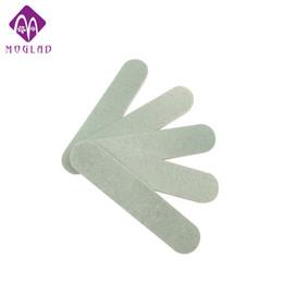 Wholesale Mini Sanding Block - Wholesale- 10pcs Nail Buffer File Block Mini Sponge Buffing Sanding Polish Grit Polisher Makeup Pedicure Manicure Foam Tips Tools