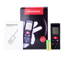 Wholesale Laser Meter Price - best price 5pcs lot 40m 131ft Mini Laser Digital Distance 40M laser rangefinder distance measurer laser range meter