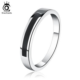 Wholesale 925 Rings For Girl - New Arrival,Luxury Black Agate Design Ring,Genuine 925 Silver Silver Ring,Luxury Ring Gift for Girls and Ladies OR27