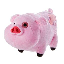 Wholesale Pink Pig Movie - Plush Toys Gravity Falls Waddles Dipper Mabel Pink Pig Dolls & Stuffe Waddles Stuffed Soft Dolls Kids Birthday Gifts Wholesale