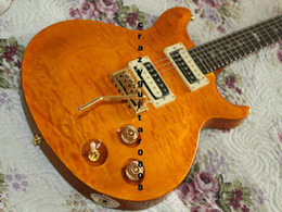 Wholesale Electric Santana - Custom Shop Santana Yellow Beauty Electric Guitar From China High Quality Cheap A2356
