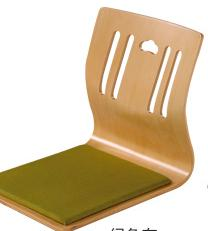 Wholesale Zaisu Seating - (4pcs lot) Floor Chair Tatami Japanese Zaisu Asian Legless Sitting Seat -EMS Expedited Shipping