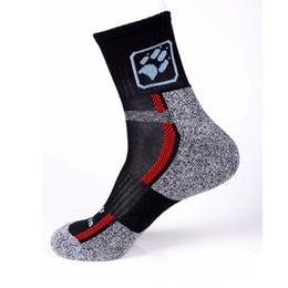 Wholesale Men Body Warmer - Sports Socks Man Winter Hiking Thicken Breathable Outdoor Sport Crew Sock Hosiery Warm Sweat Abrasion Wear Deodorant Hot Sale 4 2xj F