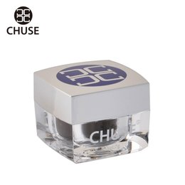 Wholesale Rotary Permanent Make Up - CHUSE Permanent Makeup Pigment Pro Brown Coffee Tattoo Ink Set For Eyebrow Lip Eyeliner Make Up Microblading Rotary Machine M264