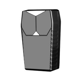Piccoli monitor online-2016 Mini Long Standby Trackers Piccolo Personal Tracking Nero GT001 Veicolo Moto Bike GPS GSM GPRS Monitor in tempo reale Tracker High Qa