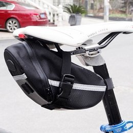 Wholesale Bike Bag Back - For Bike Bicycle Bag Cycling Back Seatpost Bags Pouch Rear Package MTB Bicycle Bike Accessory Accessory Bisiklet Aksesuar