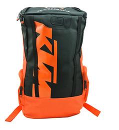 Wholesale Waterproof Motorcycle Backpacks - 2017 New For Motorcycle Bag KTM Racing Backpack Waterproof Motorbike Saddle Bag