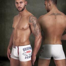 Wholesale Cheap Plus Panties - Hot Mr Cheap Fashion Sexy Brands Men's Boxers Shorts Large Size Cotton Male Fat Underwear Boys Panties Plus Size Loose Underpant