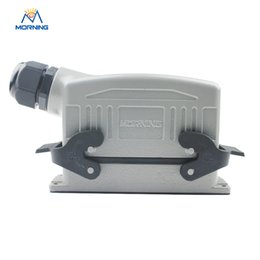 Wholesale Industrial Plug Connector - 2016 HE-024 China Heavy Duty Connector Whole set 16A 500V made in China of high quality