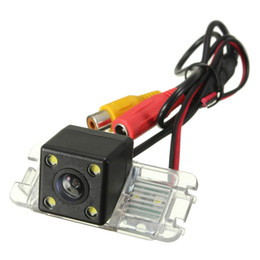 Wholesale Ford Focus Parking - GPS CCD Car Rear View Reverse backup Camera Rearview Reversing Parking Camera For Ford Mondeo Ford Focus 2 Fiesta S Max 08-11