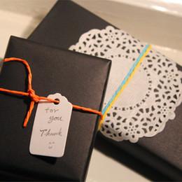 Черная подарочная бумага онлайн-13 * 21 см черный Крафт обернуть бумаги подарок ручной мыло упаковка оберточной бумаги Бесплатная доставка
