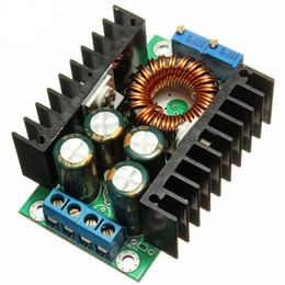 Wholesale Computer Power Module - New C-D C CC CV Buck Converter Step-down Power Module 7-32V to 0.8-28V 12A 300W On-board laptop power supply Module
