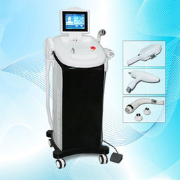 Wholesale Hair Removal Light - salon use e-light ipl rf nd yag laser hair removal machine