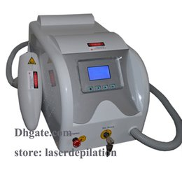 Wholesale tattoo removal laser machines sale - Hot sale top quality tattoo removal Nd Yag laser Q switch laser machine