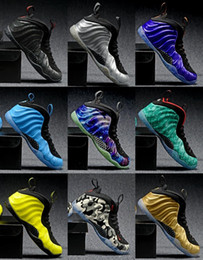 Wholesale Cheap Foams - Cheap Hardaway Pro Wu-Tang galaxy foam NRG GALAXY ALL STAR PENNY GLOW QS AIR Holoposite PRM ROYAL BLUE PENNY OG KEYCHAIN With BOX