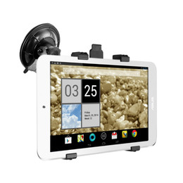Wholesale Dvd Car Holder - Wholesale- Universal Car Holder Stand for Asus MeMo Pad 8 ME581CL Iconia Tab 8 A1-840 FHD GPS DVD Tablet 7 - 10 inch Suction mount