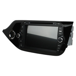 Wholesale Dvd Gps Kia Ceed - 8inch Android5.1 Car DVD player for Kia Ceed with GPS,Steering Wheel Control,Bluetooth, Radio