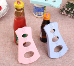 Wholesale Sliding Opener - Silicone Bottle Jar Opener 3 in 1 Can Screw Openers Energy Saver Anti Slide Kitchen Supplies