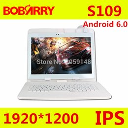 2019 android tablette gps sim Großhandels-Tablette Android 6.0 S109 10,1 Zoll 3G-Tablette-PC-Oktakern Doppel-SIM 4GB RAM 64GB ROM Doppel-SIM GPS IPS FM-Tablette PC günstig android tablette gps sim