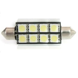 Wholesale Canbus 36mm 4smd - 31mm 36mm 36mm 40mm 41mm 3SMD 2SMD 4SMD 6SMD 8SMD White Dome Festoon CANBUS Error Free Car LED Light Bulbs