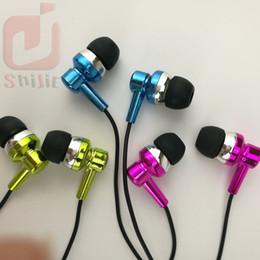 Canada Fil épais casque écouteurs traiter directement de l'usine en gros écouteurs pas cher or bleu roseré dorure pour l'iphone CP-12 500ps / lot Offre
