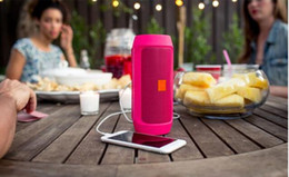 Wholesale Hotting Bluetooth Speaker - Hot Selling Charge 2 + Wireless Bluetooth Speaker Mini Portable Stereo Speakers Waterproof with 1200mAh battery Can Be Used As Power Bank