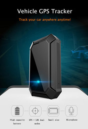 Wholesale Australia Support - Universal A10 GPS Tracker Locator Global for Car Vehicle Support Live Real Time Tracking GPRS GSM Security Tracking Device 198330501