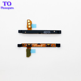 Wholesale Galaxy Volume Button - Volume Button Flex Cable Ribbon For Samsung Galaxy S6 G920 G920F Replacement parts Free Shipping