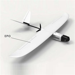 Wholesale Rc 4s Lipo - X-uav One RC Planes Drones 1800mm Wingspan EPO FPV 9CH RC Aircraft Kit with 4S14.8V 8000 mAhLipo for Adult