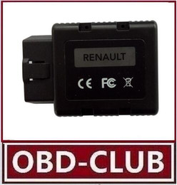 Wholesale Volvo Key Programming Tool - Free Shipping New Renault-COM OBD Bluetooth Diagnostic and Programming Tool for Renault Replacement of Renault Can Clip
