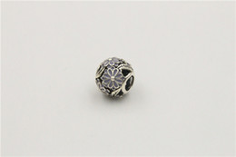 Wholesale Wholsale Beads - Authentic 925 Sterling silver beads luxury wholsale jewelry making supplies luxury fashion Loose Beads fit pandora