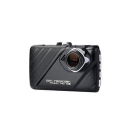 Wholesale Dual Dvr External - 3 inch Camera Full HD 1080P H.264 Dash Camera Novatek 96658 Car DVR Dual Lens Video Recorder Night Vision Black Box Max External Memory 64GB