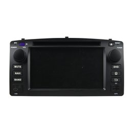 Wholesale Toyota Corolla Touch Screen Radio - Free map 6.2inch Android 5.1 Car DVD player for Toyota Corolla with GPS,Steering Wheel Control,Bluetooth, Radio