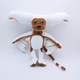 "Wholesale Hot Wings Toys - Hot Sale 3pcs Lot 11"" 28cmThe Last Airbender Momo Winged Lemur Plush Doll Stuffed Animals Toy For Baby Gifts"