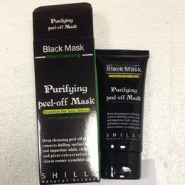 Argentina 2018 New Shills Peel-off mascarillas faciales de limpieza profunda MASK 50ML Blackhead mascarilla facial guangzhou18 Suministro