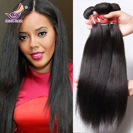 Wholesale Light Yaki Human Hair - New Arrival Brazilian Yaki Human Hair Top Grade Light Yaki Unprocessed Yaki Hair Extensions Cheap Brazilian Virgin Hair Bundle