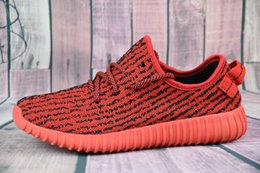 Wholesale 2017 Cheap Hot Y boost Pirate Black Running Shoes Footwear Sneakers Men And Women Kanye West Y milan Sport Shoes