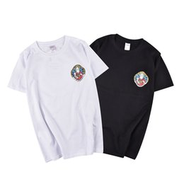 Wholesale Couple Tees - RIPNDIP T Shirt Men Wome Top Version Summer 100% Cotton Character Cat T-shirts Rip n Dip Couple Tees RIPNDIP T Shirt
