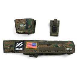 Wholesale Bicycle Cover Waterproof Bag - Retail Sports Outdoor moab beam bag hummer ATV mountain bike cover montague bicycle saddle bag general camouflage military bike bag